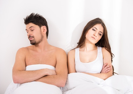 sexual dysfunction woman in